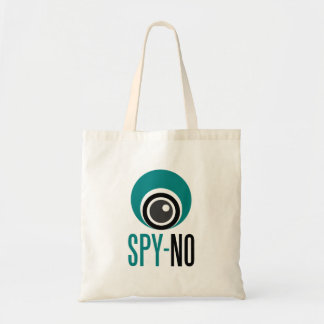 spy-no tote bag