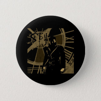 Spy Pinback Button