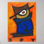 spy print