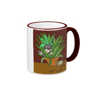 Spy? Ringer Mug