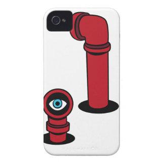 Spy Scope Icons iPhone 4 Case-Mate Case
