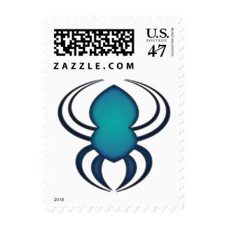 Spyder Bleu Postage