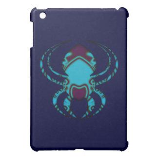 Spyder Bleu Tattoo iPad Mini Cases