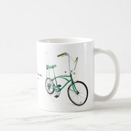 Spyder Muscle Bike Mug