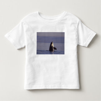Spyhopping Orca Killer Whale (Orca orcinus) near Toddler T-shirt