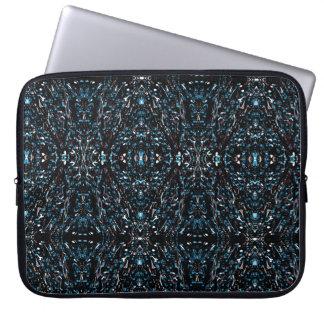 "Spyro Blue Neoprene Laptop Sleeve 15"""