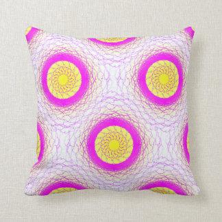 Spyro colors! throw pillow