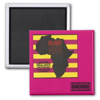 Sq. Imán Randy negro Idi Amin Dangerhouse