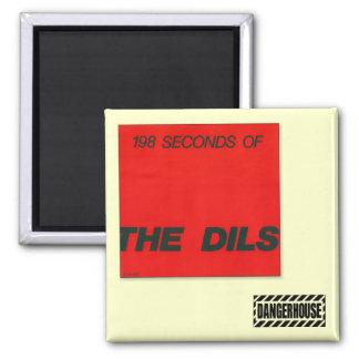 Sq. Magnet Dils 198 Seconds Dangerhouse