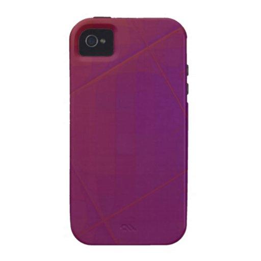SQ torcida reconstruida Case-Mate iPhone 4 Carcasa