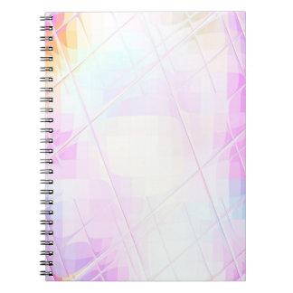SQ torcida reconstruida Libro De Apuntes Con Espiral