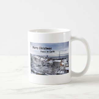 SQF Town in the snow Coffee Mug
