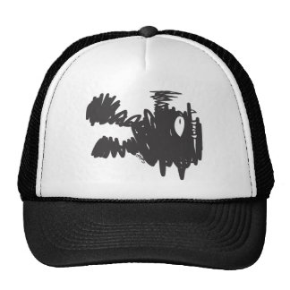 Sqiggz - Unk Monster Trucker Hat