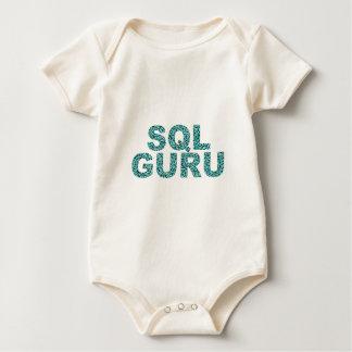 SQL guru Baby Bodysuit