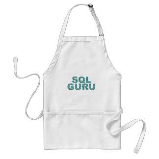 SQL gurú Delantales