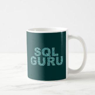SQL gurú Tazas