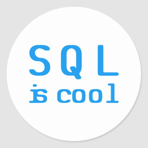 SQL is coolly