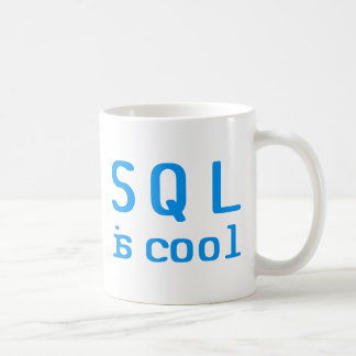 SQL is genial Taza