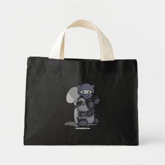 SQRL Agent Dark Tote Tote Bags