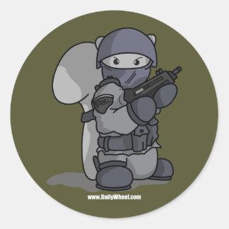 SQRL Agent Sticker