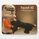 Squad 42 IV Mouse Mat Mousepad