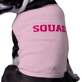 Squad Cute Pink Tee