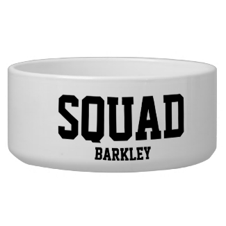 Squad Personalized