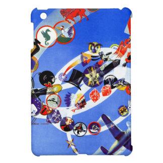 Squadron Insignia iPad Mini Cases