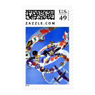 Squadron Insignia Stamps