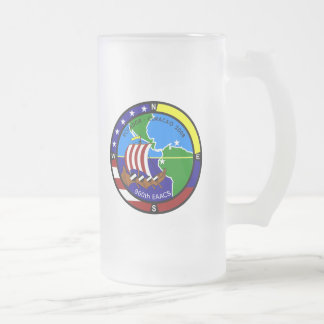 Squadron Mug with Patch, Insignia, Personal Title