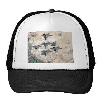 Squadron of F-22's Trucker Hat