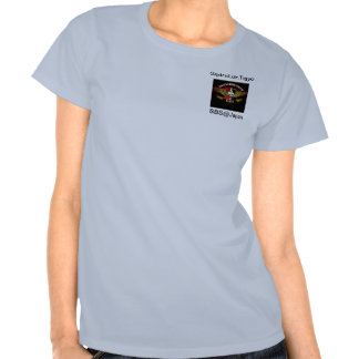 Squadront-camisa de las señoras Skullbreaker