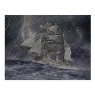 Squall Postcard
