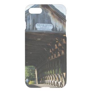 Squam River Covered Bridge iPhone 8/7 Case