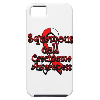 Squamous Cell Carcinoma Awareness Ribbon iPhone SE/5/5s Case