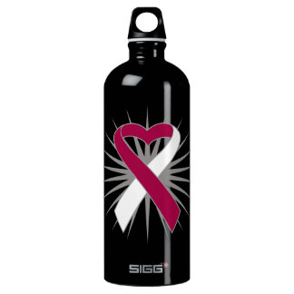 Squamous Cell Carcinoma Heart Ribbon SIGG Traveler 1.0L Water Bottle