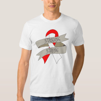 Squamous Cell Carcinoma Standing Strong T Shirt