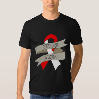 Squamous Cell Carcinoma Standing Strong Tee Shirt