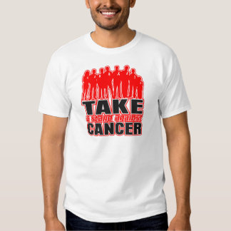 Squamous Cell Carcinoma - Take A Stand Tee Shirts