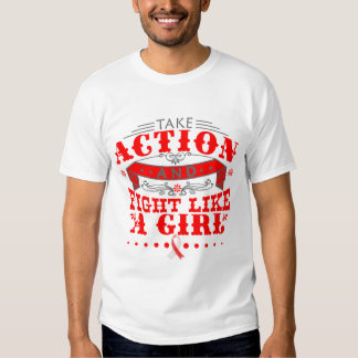 Squamous Cell Carcinoma Take Action Fight Shirts