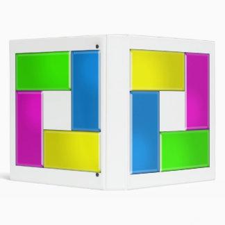 square 4 binder