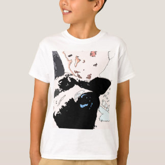 Square #5 design T-Shirt