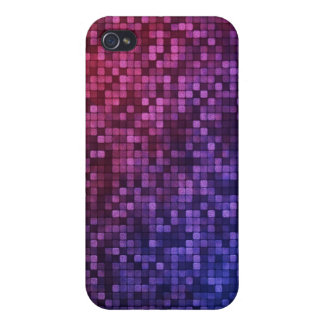 Square Abstract iPhone 4/4S Cover