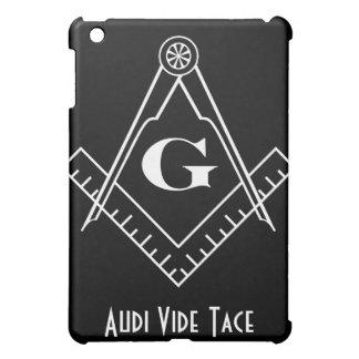 Square and Compass Masonic IPad Case