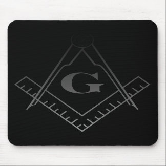 Square and Compass Mousepad