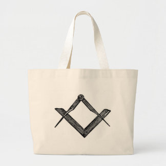 Square and compasses bags