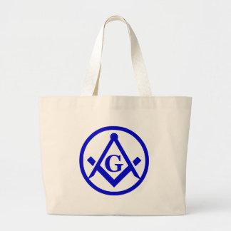 Square and Compasses Circle Bag