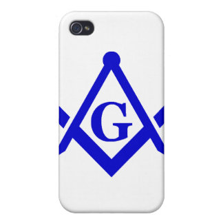 Square and Compasses Phone Case iPhone 4 Cover