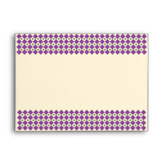 Square and Dots Envelope