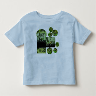 Square and sphere T-shirts